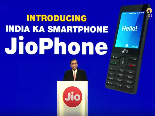 The free JIO 4G feature phone is out and here are its keyhighlights